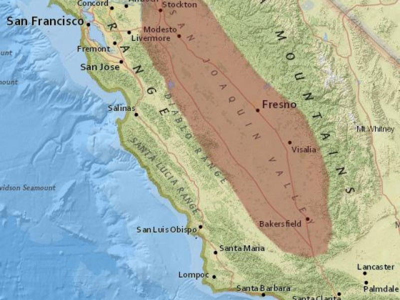 San Joaquin Valley