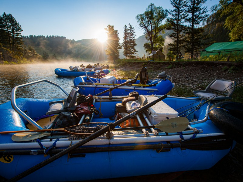 The Smith River in Montana, beloved for trout fishing and rafting is threatened by a copper mine.