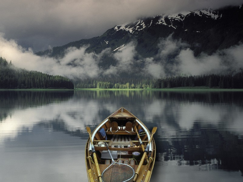 Michael McIntosh worked tirelessly to protect the heritage of the stunning Tongass National Forest in Alaska.