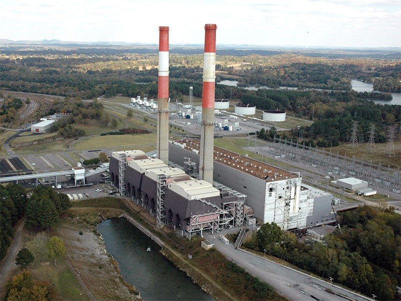 The Gallatin Fossil Plant is one of the largest sources of air and water pollution in Tennessee.