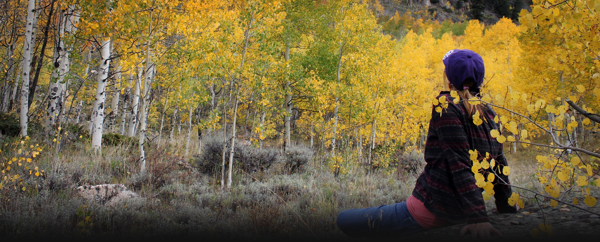 A hiker rests in the White River National Forest, on the Camp Hale to Kokomo Pass trail.