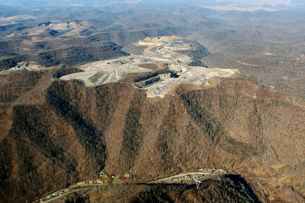 mountain top removal Mountaintop removal mining (mtr) is a form of surface mining increasingly being used to replace underground mining to extract coal from the appalachian mountain.