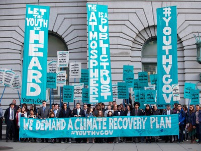 Earthjustice Denounces Dismissal of Landmark Youth Climate Case