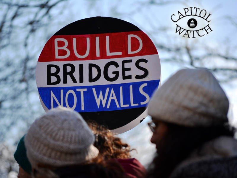 Our border communities need funding for schools, job training and environmental clean-up, not a divisive wall.