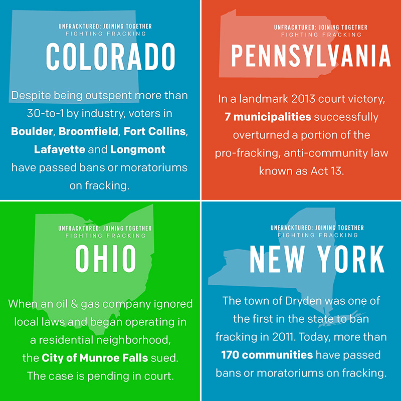 Infographic: Unfracktured Communities.